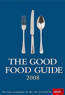The Good Food Guide 9781844900367