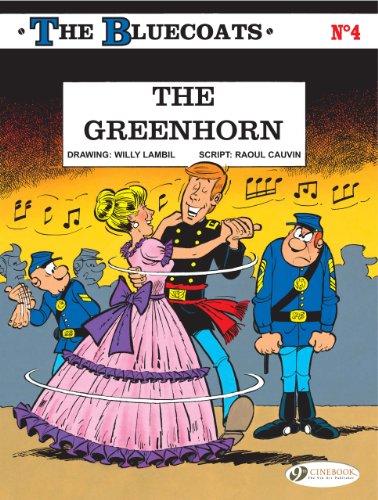 The Greenhorn 9781849180665