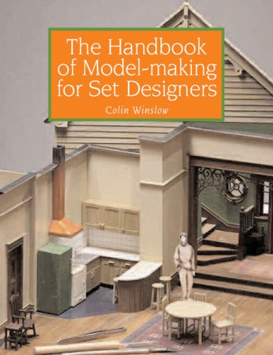 The Handbook of Model-Making for Set Designers 9781847970190