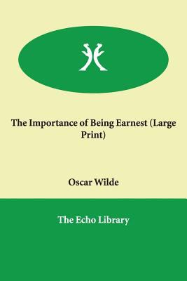 The Importance of Being Earnest 9781846373077