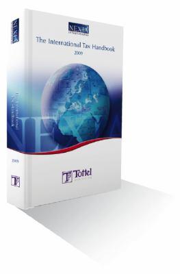 The International Tax Handbook: Second Edition 9781847662941