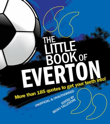 The Little Book of Everton 9781847326829