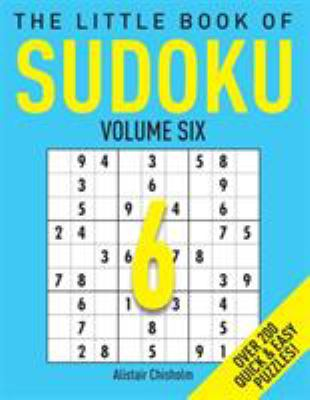 The Little Book of Quick Sudoku 9781843171874