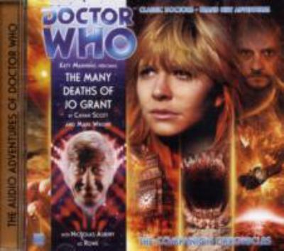 The Many Deaths of Jo Grant 9781844355839