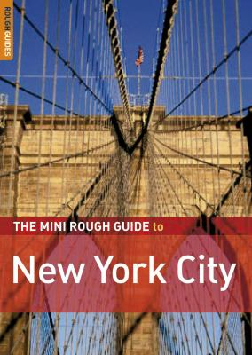 The Mini Rough Guide to New York City 9781843535867