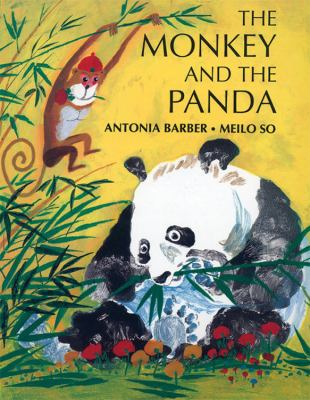 The Monkey and the Panda 9781845072094