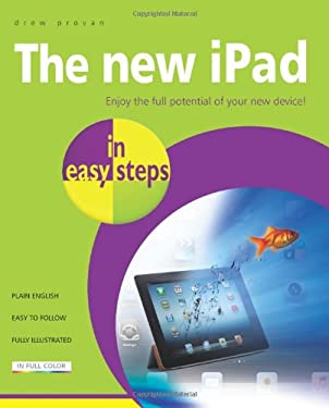 The New iPad in Easy Steps 9781840785357