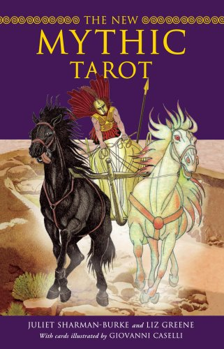 The New Mythic Tarot Deck 9781846041785