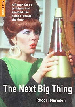 The Next Big Thing: A Rough Guide to Things That Seemed Like a Good Idea at the Time 9781848363526