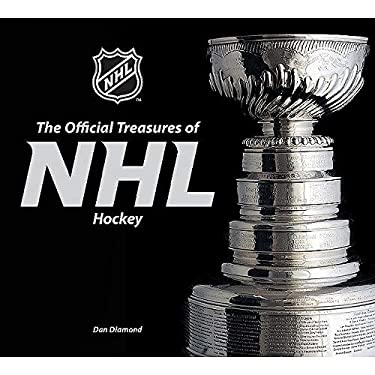 The Official NHL Hockey Treasures 9781847321923