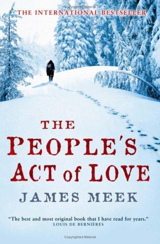 The People's Act of Love 9781841957067