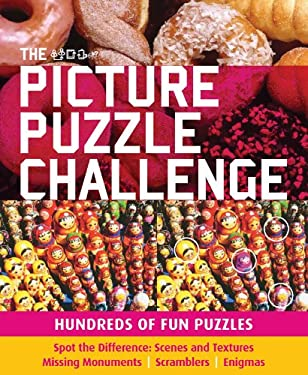 The Picture Puzzle Challenge: Hundreds of Fun Puzzles 9781847325044