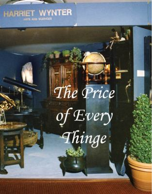 The Price of Every Thinge 9781845300661