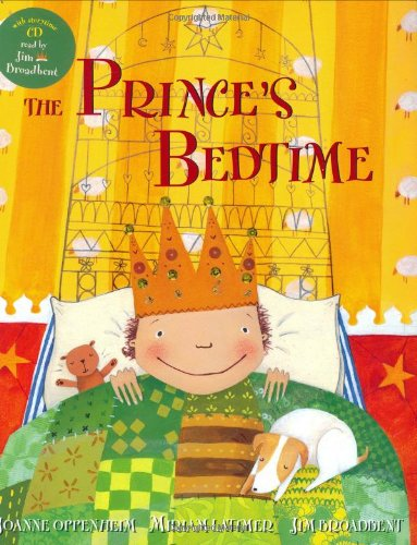 The Prince's Bedtime [With CD] 9781846860966
