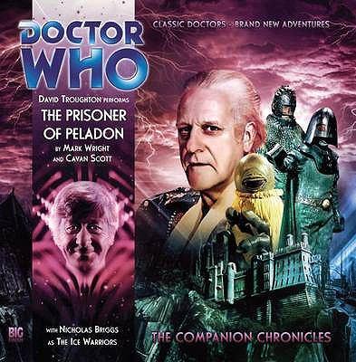 The Prisoner of Peladon 9781844354269