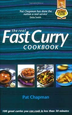 The Real Fast Curry Cookbook 9781843581499