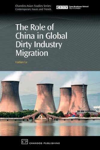 Role of China in Global Dirty Industry Migration 9781843344636
