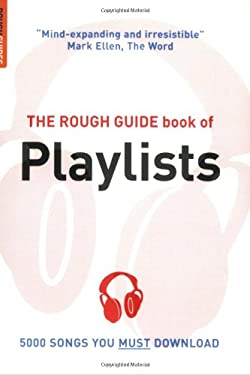 The Rough Guide Book of Playlists 9781843537281