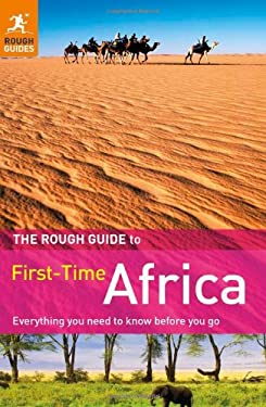 The Rough Guide First-Time Africa 2/E 9781848364813