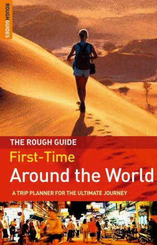 The Rough Guide First-Time Around the World 9781843536611