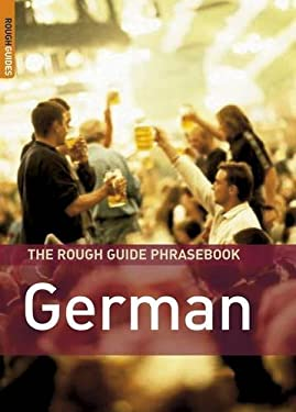 The Rough Guide German Phrasebook 9781843536260