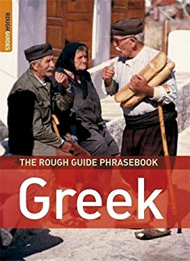 The Rough Guide Greek Phrasebook 9781843536291