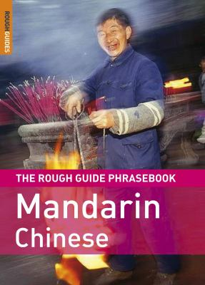 The Rough Guide Mandarin Chinese Phrasebook 9781843536352