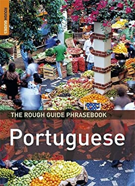 The Rough Guide Portugese Phrasebook 9781843536314