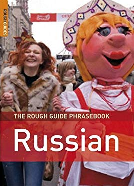 The Rough Guide Russian: Phrasebook 9781843536437