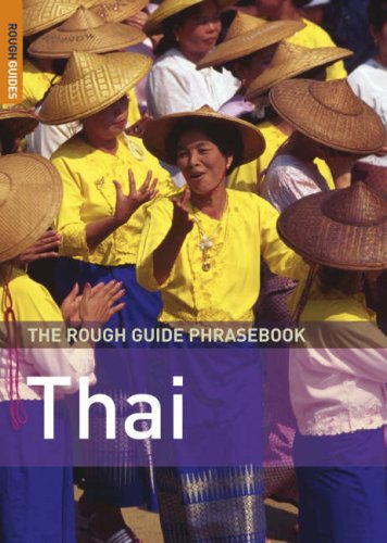 The Rough Guide Thai Phrasebook 9781843536222