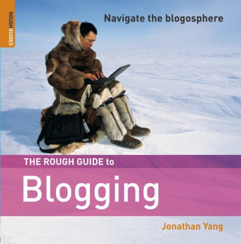 The Rough Guide to Blogging 9781843536826