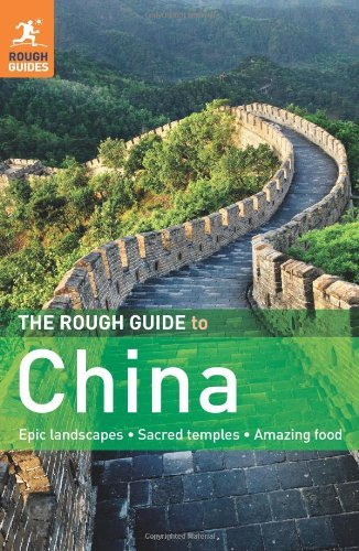 The Rough Guide to China 9781848366602