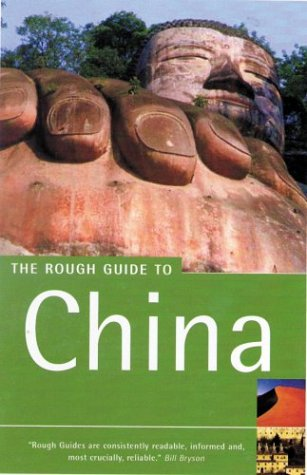 The Rough Guide to China 9781843530190
