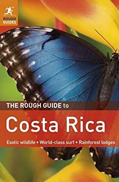 The Rough Guide to Costa Rica 9781848369061