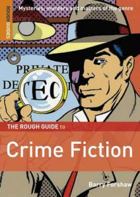 The Rough Guide to Crime Fiction 9781843536543