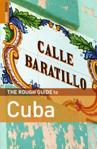 The Rough Guide to Cuba 9781843538110