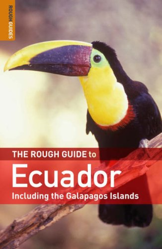 The Rough Guide to Ecuador 9781843536949