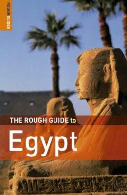 The Rough Guide to Egypt 9781843537823