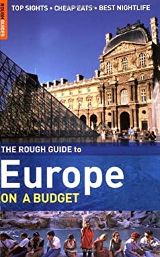 The Rough Guide to Europe on a Budget 9781843539940