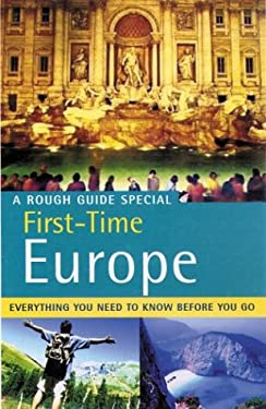 The Rough Guide to First-Time Europe 5 9781843530459