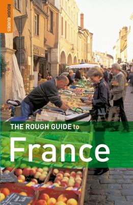The Rough Guide to France 9781843537977