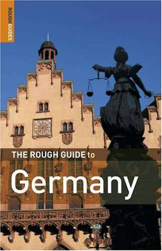 The Rough Guide to Germany 9781843532934