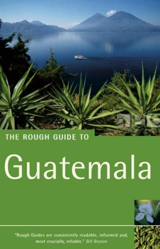 The Rough Guide to Guatemala 9781843534990