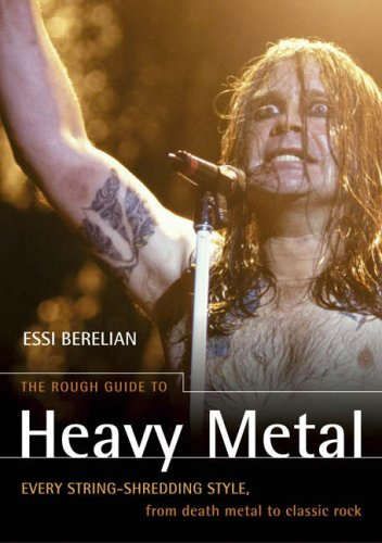 The Rough Guide to Heavy Metal 9781843534150
