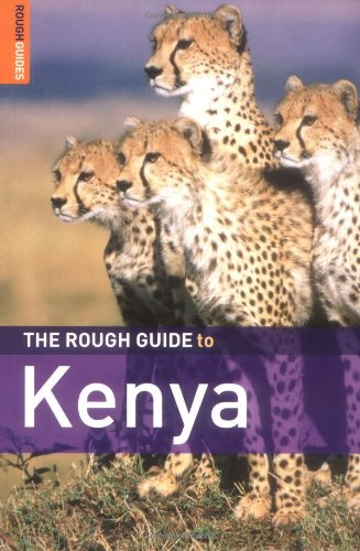 The Rough Guide to Kenya 9781843536512