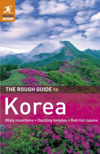 The Rough Guide to Korea 9781848368903