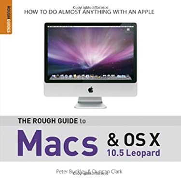 The Rough Guide to Macs and OS X 9781843538738