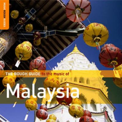 The Rough Guide to Malaysia CD 9781843537953