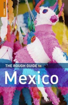 The Rough Guide to Mexico 9781843538431