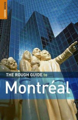 The Rough Guide to Montreal 9781843537755